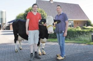 Foto Vee en Gewas familie Beernink