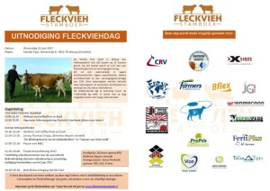 Uitnodiging FLV dag 21 juni 2017